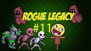 rogue legacy 11 - Maldito alexander, te odio!