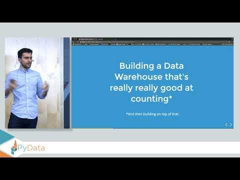 Building People Analytics - Keynote Cameron Davidson-Pilon
