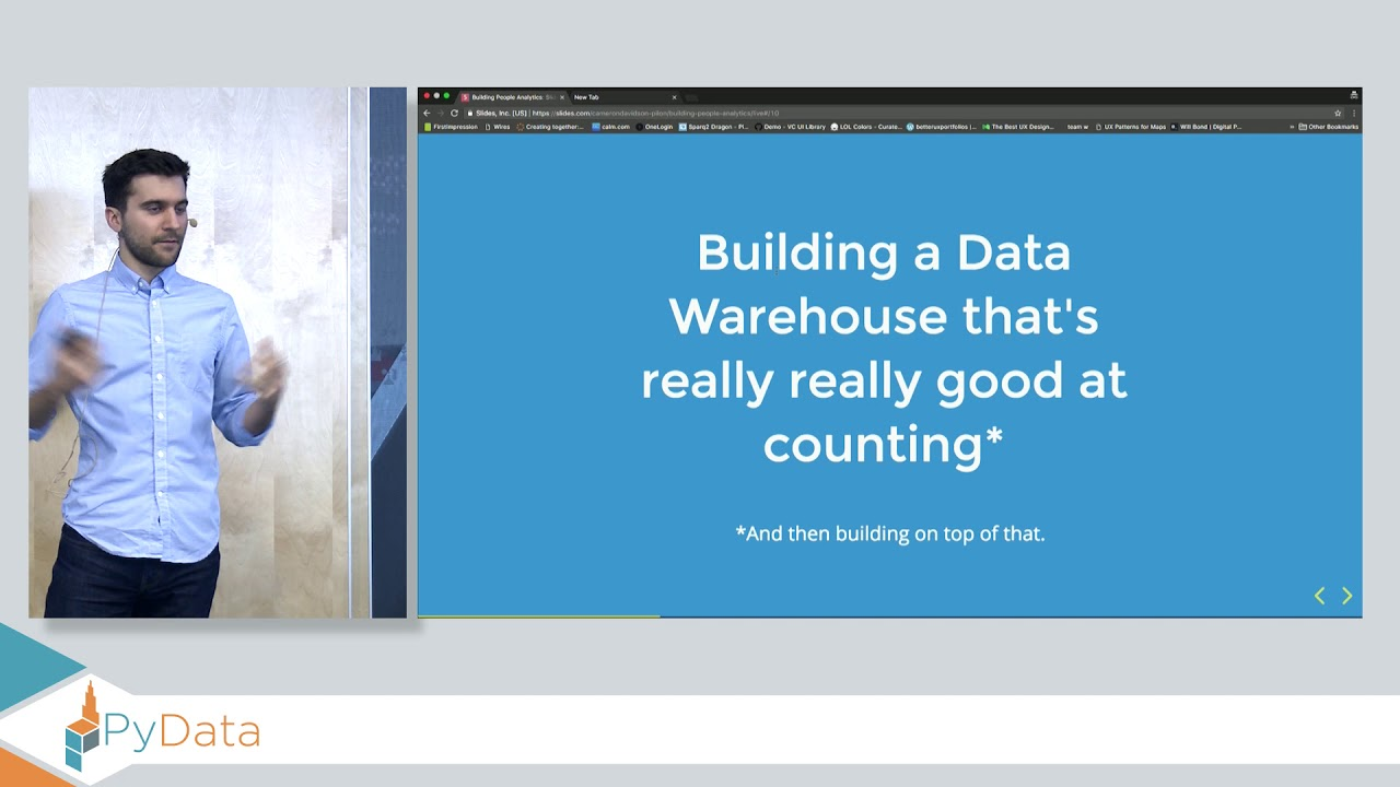 Image from Building People Analytics - Keynote Cameron Davidson-Pilon