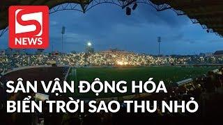 Nhờ sự cố cúp điện, sân vận động Thiên Trường hóa lễ hội concert nhạc