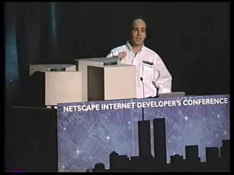 Netscape Internet Developer