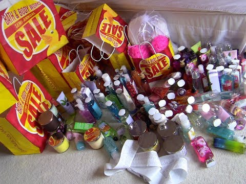 EPIC $700 BATH & BODY WORKS SEMI ANNUAL SALE HAUL!!!