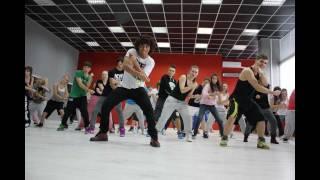 Стас Литвинов на мастер-классе Workshop by Sisco Gomez  10.12.2011