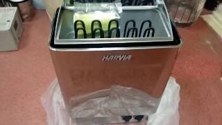 Електрична піч для домашньої сауни і лазні Harvia Trendi KIP