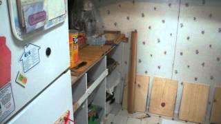 Redneck Mansion Kitchen Remodel North Wall