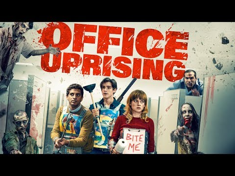 Office uprising movie poster
