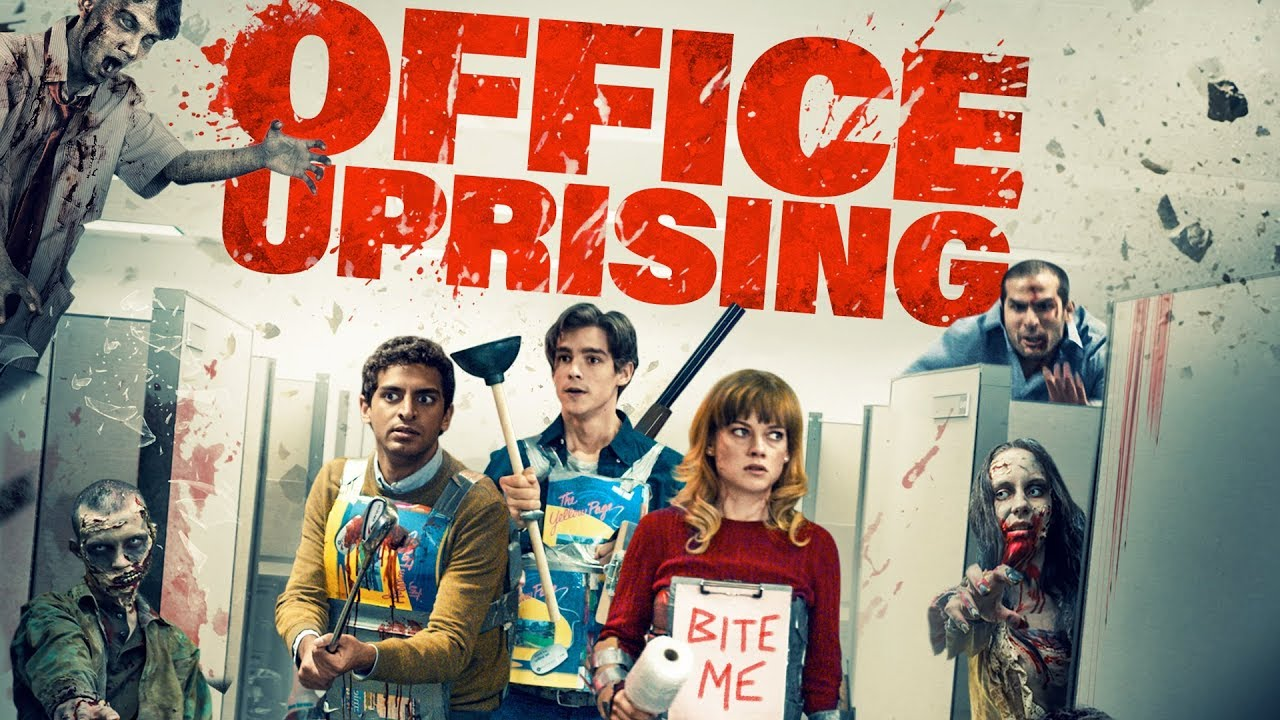 Official Movie Posters 2019: Office Uprising Official UK Trailer (2019)