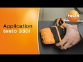 Servicing a gas burner with the testo 330i | Be sure. Testo Mp3