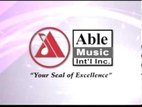ke able music ke logo
