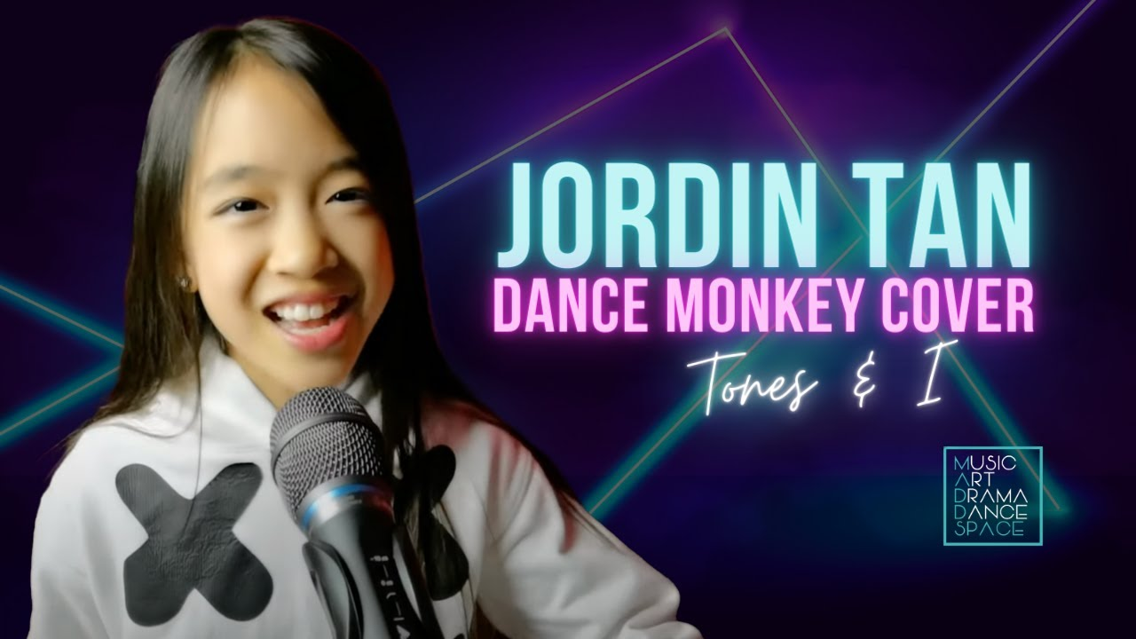 Jordin Tan 陈卓琳 - Dance Monkey (Cover)