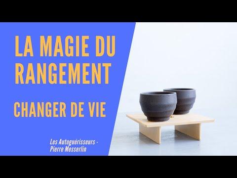 LA MAGIE DU RANGEMENT: comment CHANGER DE VIE avec Marie KONDO