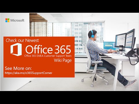 Support Corner Webcast: ADFS on O365 (Logging+tracing+Troubleshooting)