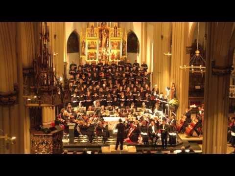 Mendelssohn PAULUS 20. Arie mit Chor