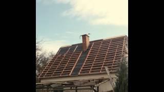 Rekonstrukce staré střechy