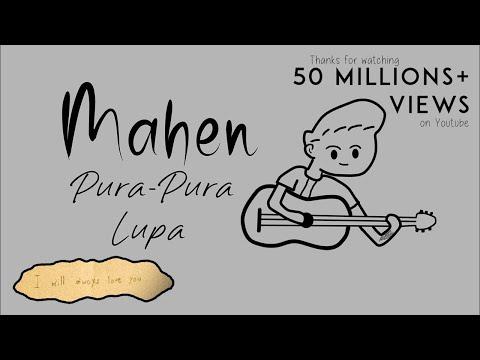 Mahen - Pura Pura Lupa (Official Lyric Video)