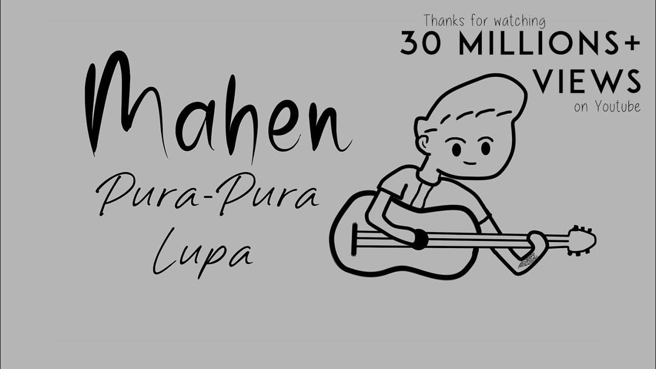 Mahen - Pura Pura Lupa