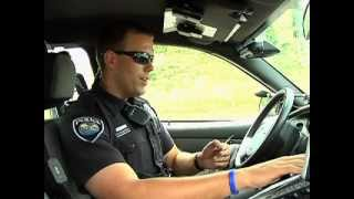 Lakeville PD Ride A Long - August 2012
