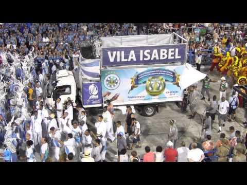 Vila Isabel - Desfile Completo Carnaval 2015