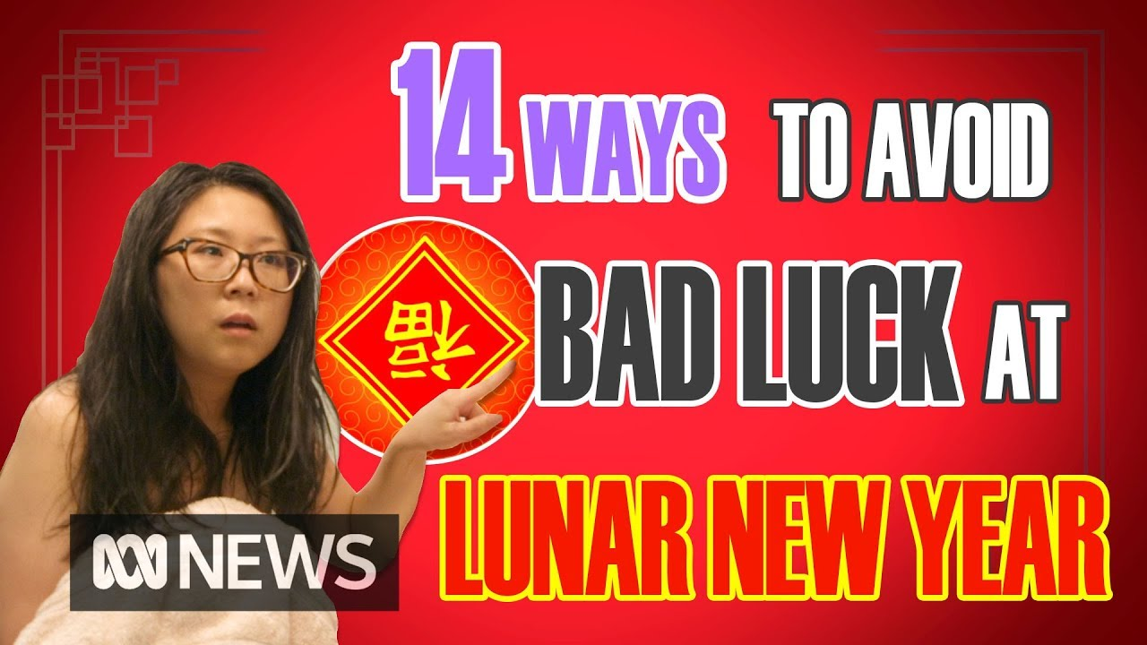 14 ways to avoid bad luck at Lunar New Year