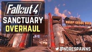 Fallout 4 Mod Review - Sanctuary Hills Overhaul