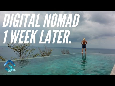 My First Week As A Day Trader Digital Nomad in Thailand