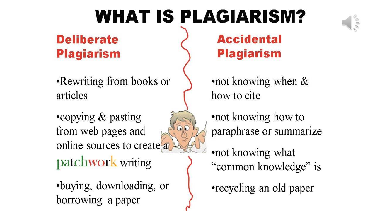 Research paper no plagiarism