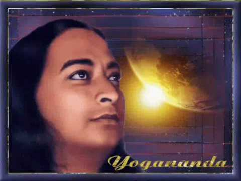 In the Temple of Silence - Paramhansa Yogananda