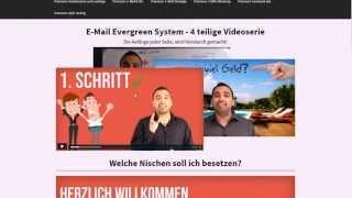 Robert Kuhn - Meine Erfahrung mit dem Evergreen System von Said Shiripour