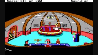 Review of Space Quest 1: The Sarien Encounter