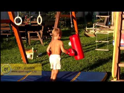 Сувенирные боксерские перчатки - YouTube
