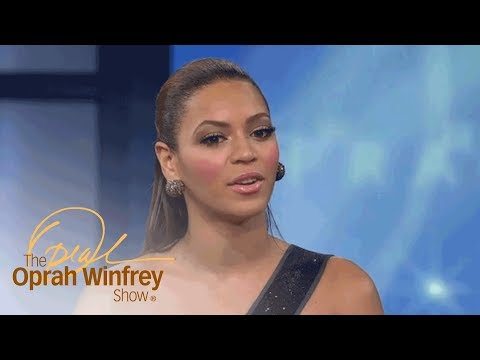 """Beyoncé: """"Have Your Own Life Before You're Someone Else's Wife""""   The Oprah Winfrey Show   OWN"""