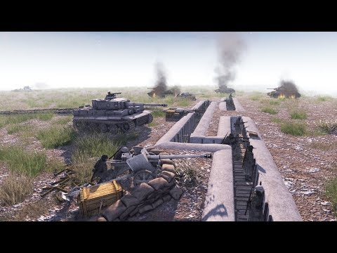 Outskirts of Stalingrad 1942 - Fire Base & Convoy Defense | Men of War: Assault Squad 2 Gameplay