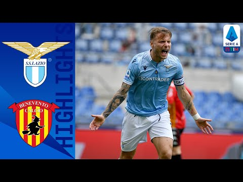 Lazio Benevento Goals And Highlights