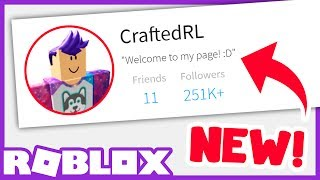My NEW Roblox character!