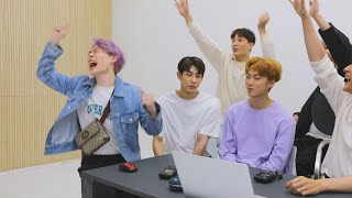 (ENG SUB)KPOP ROUND GAME with VAV + MADE FOR TWO PERFORAMANCE