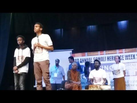 Live Somali Heritage Week 2017