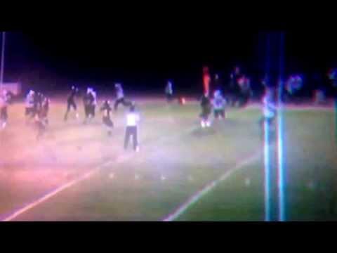 Carlos Lopez #6 he throw the longest yard, 60 yards! California school for the deaf fremont