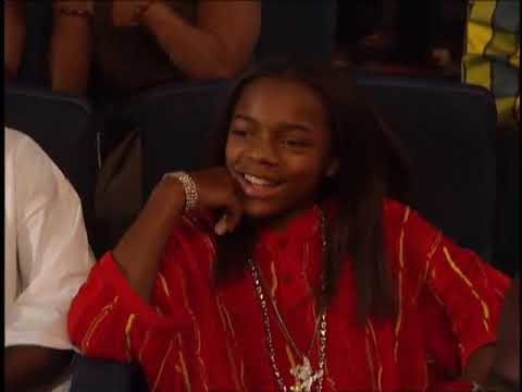 First Ever Hosts of the BET Awards 2001