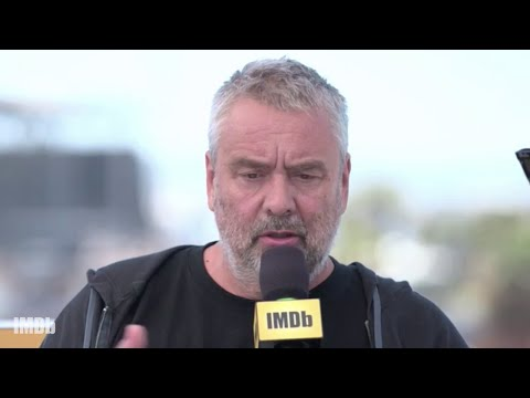 Luc Besson on Strong Female Characters | IMDb NO SMALL PARTS