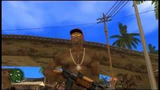 MC Menor do Chapa - Sou Patrão Não Funcionário GTA San Andreas - ENB Series