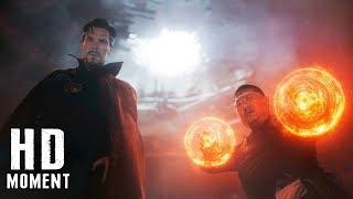 «Танос идёт! Спасайтесь!» ™️Мстители: Война бесконечности (2018)