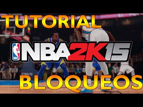 NBA 2K15 - TUTORIAL Bloqueos (Pick & Roll y Pick & Pop)