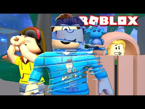 I'M A GLITCH!   Roblox Hide and Seek Ultimate w/ Lastic and Chad!   MicroGuardian