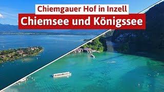 Urlaub am Chiemsee und Königssee - Chiemgauer Hof in Inzell