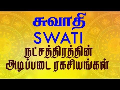 Swati Nakshatra Predictions | Swathi Nakshatram| சுவாதி நட்சத்திரத்தின் அடிப்படை ரகசியங்கள்