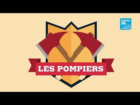 Quelles missions pour les pompiers en France ? #POSTER