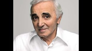 Charles Aznavour - Non je n