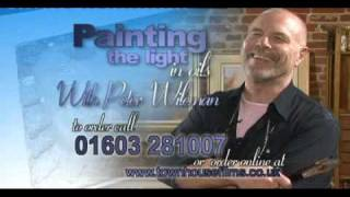Painting The Light in Oils With Peter Wileman