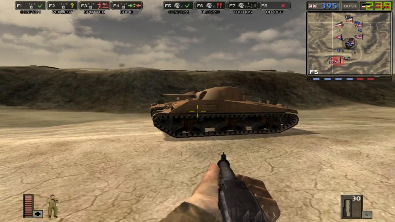 battlefield 1942 онлайн играть