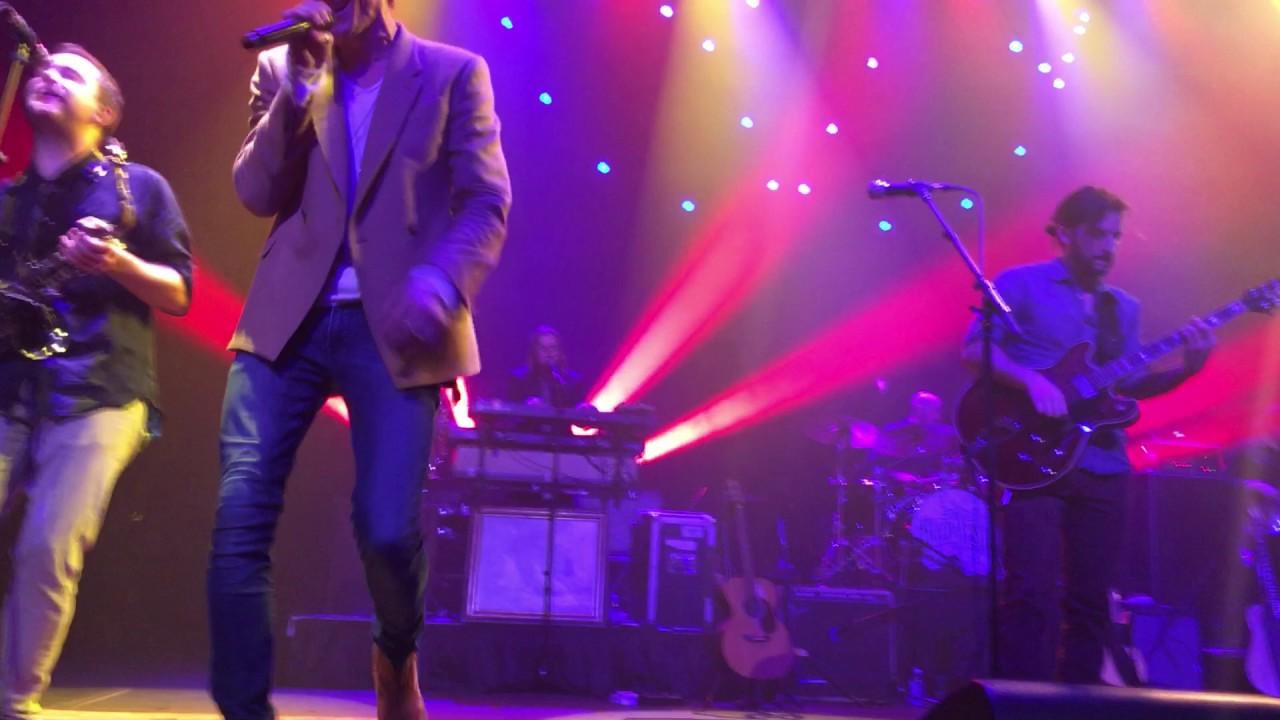 The Revivalists - Faith (George Michael cover) live @ The Orpheum New Orleans, LA 12-31-16
